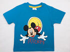 Boys Disney Mickey Mouse T-Shirt   Size 18-24 Months and  4-5 Years