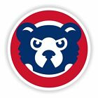 Chicago Cubs Round Decal / Sticker Die cut on Ebay