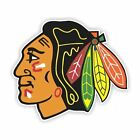 Chicago Blackhawks Decal / Sticker Die cut $5.49 USD on eBay