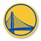 Golden State Warriors Round   Decal / Sticker Die cut on eBay