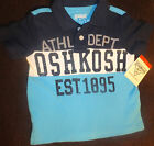 NWT Boys size 18 months Polo shirt; retails $20.00-Save BIG (Osh Kosh)
