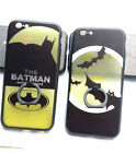For iPhone6 iphone6 plus Bat man back ring Cover Case Skin