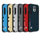 For Samsung Galaxy S5/ S5 Neo Shockproof Hybrid Armor Slim Hard Case Stand Cover