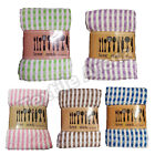 100% COTTON TEA TOWEL SETS. PACK OF 1, 5, OR 10 KITCHEN DISH CLOTHS CLEANING DRY