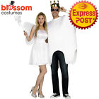 CA337 Tooth Fairy Couples Ladies and Mens Funny Fancy Dress Up Costumes Outfit