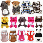 Clothing Shoes - Pet Dog Cat Puppy Jacket Coat Winter Clothes Sweater Clothing Apparel Costume