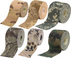 McNett Self-Clinging Form Tape Roll Camouflage Military USA Made Rifle Tape