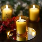Votive Candle & Holders- for Wedding Party Birthday Centerpieces Decor - 12/pk