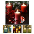Внешний вид - Votive Candle & Holders- for Wedding Party Birthday Centerpieces Decor - 12/pk
