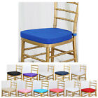 "Внешний вид - Chiavari Chair Cushion Chair Pad with Attachment Straps - 2"" Thick"