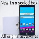 LG G4 - New in a sealed box! Worldwide Unlocked! 16MP Camera