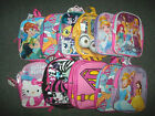 "10"" Backpack Frozen Justice Leage My Little Pony Minion Hello Kitty Monster High"