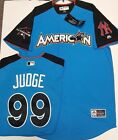 AARON JUDGE YANKEES AUTHENTIC 2017 HOME RUN DERBY ALL STAR JERSEY SIZE 44 or 48