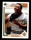 1991 Upper Deck #152  Bobby Bonilla  Pirates NM MT G3198