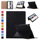 Folding Magnetic Pu Leather Case Cover Stand For Various Huawei Mediapad Tablets