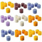 Scented Votive Yankee Tea-Lights Candles In Different Colour 1x Pack Of 12 Hituk