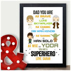 Personalised Dad Birthday Gifts - Birthday Gifts for Daddy Dad Grandad Uncle