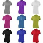Russell Womens/Ladies Stretch Short Sleeve Polo Shirt