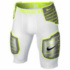 New Nike Pro Combat Hyperstrong 3.0 Hard Plate Men Padded Football Shorts Girdle