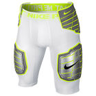 New Nike Pro Combat Hyperstrong Hardplate Mens Padded Football Shorts Girdle XL
