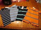 RALPH LAUREN BABY BOY ONE PIECE ROMPER SIZES 6 MO AND 9 MO. VARIOUS COLORS NWT
