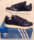 AUTHENTIC ADIDAS STAN SMITH TRAINERS NAVY-WHITE WOMENS SIZES UK 4 TO UK 7.5