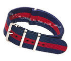 Nylon NATO Watch Strap Quality Band Army Military Diver G10 18 20 22 24mm Fabric <br/> -- SPECIAL OFFER --  BUY 1 GET 1 at 50% OFF ----