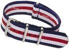 Nylon NATO Watch Strap Quality Band Army Military Divers G10  Fabric