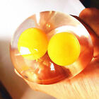 Novelty Anti Stress Ball Fun Splat Egg Venting Balls Reliever Toy Gift Peachy 1p