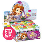 Sofia The First Bubble Tub Wand Chase Boys Kids Childrens Party Bag Filler Toy