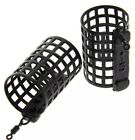 Round Cage Feeders  15g 20g or 25g  Fishing