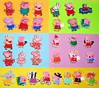 Pig Shoe Charms Shoe Buttons Shoe Pins Clog Decorations Cake Toppers