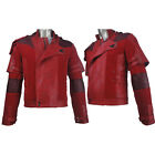 Guardians of the Galaxy Peter Quill Star Lord jacket coat halloween costume gift