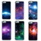 Space Planets Galaxy Phone Case Hard Cover Apple Iphone iPod Phone Case 4 5 6 7