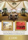 Marquee Hire Voucher