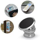 360 Degree Magnetic Ball Car Dash Mount Dock Holder For Phone Tablet Universal