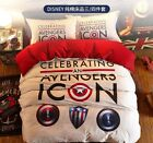 Celebrating An Avengers Icon Single Bed Quilt Cover Set - Flat or Fitted Sheet