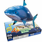 Remote Control Inflatable Flying Shark Balloon Air Swimmer Nemo Blimp RC Fish