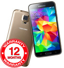 Samsung Galaxy S5 SM-G900F - 16GB - (Unlocked) Smartphone Various Colours