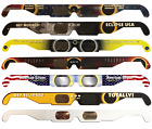 Solar Eclipse Glasses By American Paper Optics MADE IN USA  ISO CERTIFIED