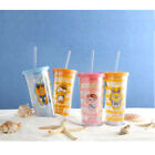 Kakao Friends Character Ice Tumbler  Cold Cup Water Bottle  500ml Travel Mug