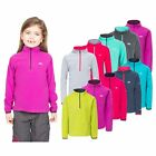 Trespass Sybil Kids Jumper Girls Boys Fleece For Hiking & School