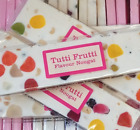 Real Candy Co Tutti Fruiti Nougat Fudge Bar Retro Sweets Candy Party