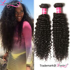 Burmese Curly Virgin Hair 1-3 Bundles 100% Unprocessed Human Hair Extensions