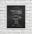Blacksmith Anvil Poster Unframed Single Print Blacksmith Wall Decor Gift for Him