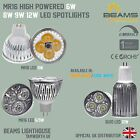 UK MR16 DIMMABLE 6W 8W 9W Energy Saving Warm/Cool White LED Light Bulb Spotlight