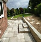 Natural Indian Sandstone Cobbles - Kandla Grey (Variations of Packs & Sizes)