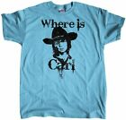where can i download the walking dead - Men's Where Is Carl Grimes The Walking Dead Regular Fit T-Shirt