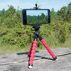 New Mini Flexible Tripod Mobile Phone Stand Holder Mold For Iphone Camera Video