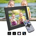 "10""/12""/15""HD LCD Digital Photo Frame Multimedia Playback With Touch Butto OY"